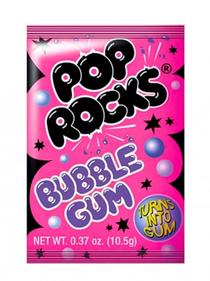 Polvos Pica Pica Sabor Chicle | Pop Rocks Popping