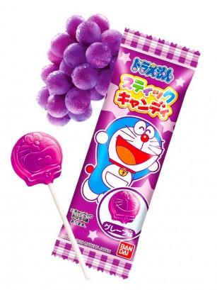 Piruleta de Doraemon sabor Uva 9 grs