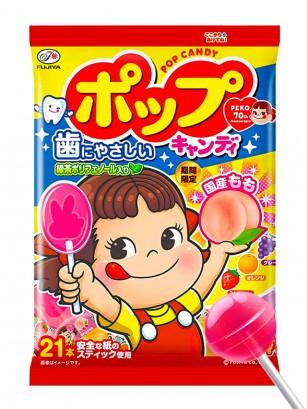 Piruletas de Frutas | Ed. Limitada Momo | Milky Pekochan