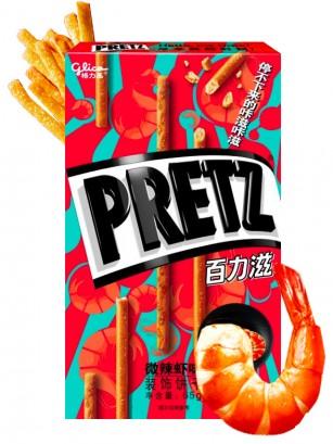 Sticks Pretz Sabor Gambas al Grill con Salsa Shoyu Picante