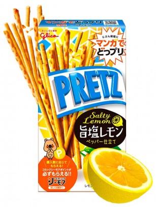 Sticks Pretz Super Crispy Salty Lemon 62 grs.