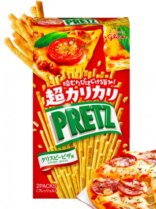 Sticks Pretz Super Crispy de Pizza 55 grs