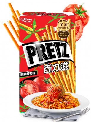 Sticks Pretz Pomodoro | Nuevo Diseño | 60 grs