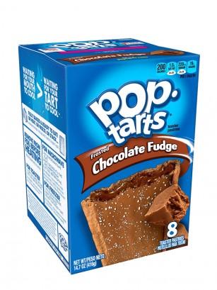 Pop Tarts de Chocolate Fundido y Glaseado de Chocolate. | Pedido GRATIS!