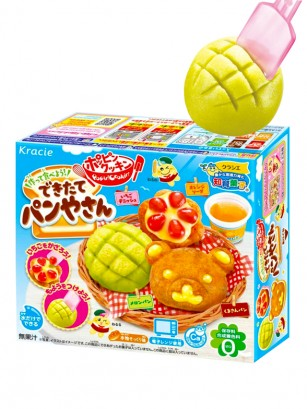Kit de Pasteleria Melon Pan y Bollitos Kawaiis | Popin' Cookin'