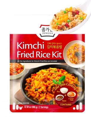 Preparado para Arroz Frito con Kimchi | Jjongga | 2 Raciones | 300 grs