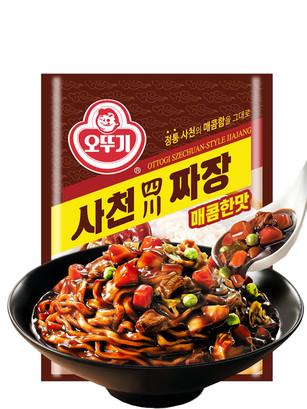 Salsa Coreana Chajang para Ramen estilo Chapagetti 100 grs
