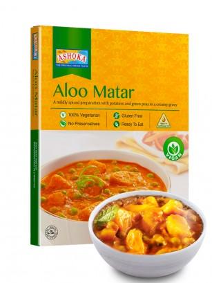 Plato Preparado Aloo Matar | Sin Gluten 280 grs.