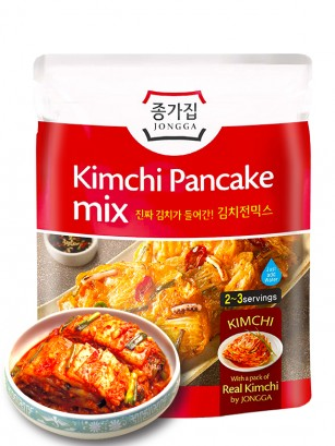 Preparado para Tortitas Pajeon de Kimchi Fresco | 2 Raciones | 160 grs.