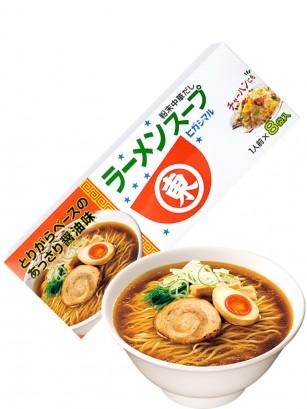 Preparado de Sopa para Ramen 8 raciones.