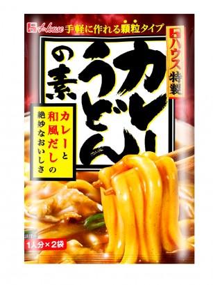 Preparado Sopa de Curry para Udon | 2 Raciones 60 grs.