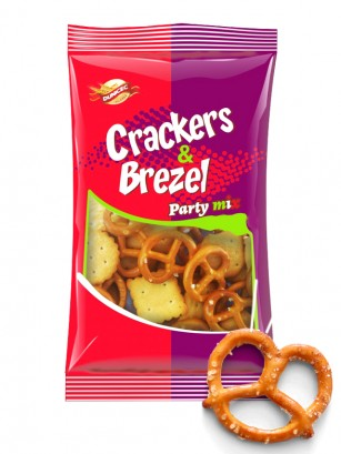 Mix de Crackers & Bretzel 70 grs