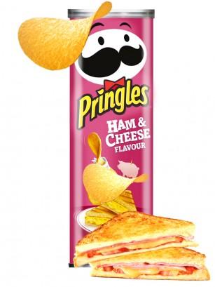 Pringles Genuine Sabor Sandwich Jamón y Queso