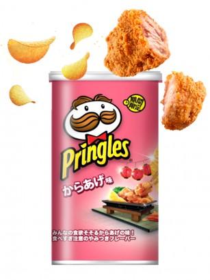 Pringles Japonesas Sabor a Pollo Japonés Karaage 53 grs