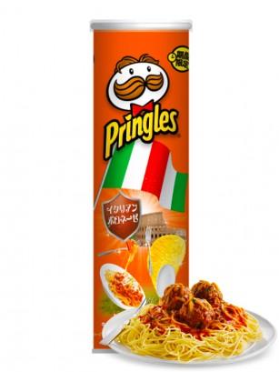 Pringles Japan Sabor Pasta Boloñesa Italiana 110 grs.