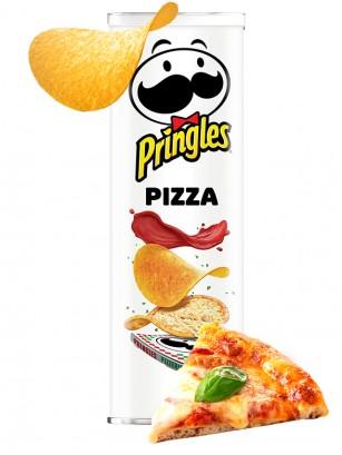 Pringles Genuine Sabor Pizza | Edición U.S.A.