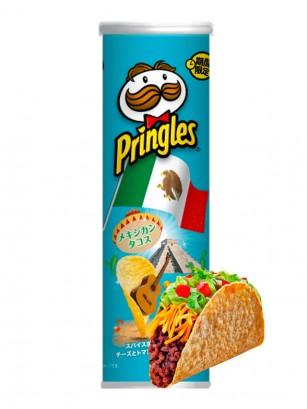 Pringles Japan Sabor Taco Mexicano 110 grs.