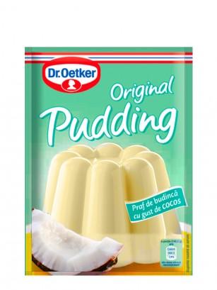 Preparado para Pudding de Coco | 4 raciones