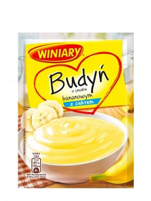 Preparado para Pudding de Plátano | 4 raciones