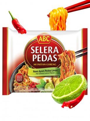 Fideos Salteados Mi ABC de Pollo Picante con Lima 85 grs.