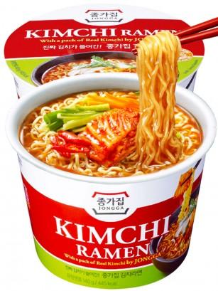 Fideos Ramen Coreanos con Kimchi | Big Bowl Premium