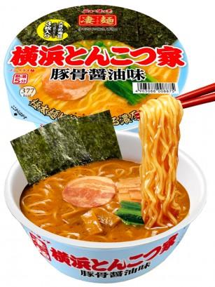 Fideos Ramen Tonkotsu, Pollo y Shoyu | Receta de Yokohama 117 grs.