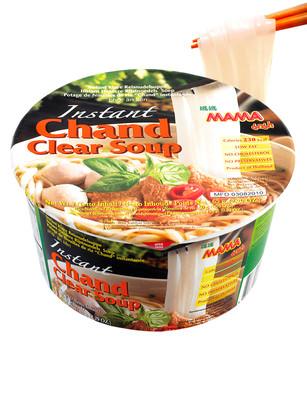 Tallarines de Arroz con Sopa Chand | Receta Tailandesa 65 grs