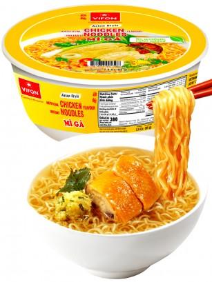 Ramen Vietnamita de Pollo | Receta Mi Ga | 85 grs.