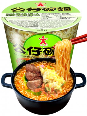 Ramen Colors Nissin Great Bowl Tonkotsu | Home Style 122 grs.