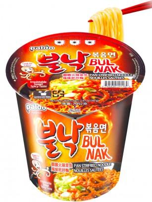 Ramen Coreano Salteado BibimWok Pulpo | Cup 70 grs.