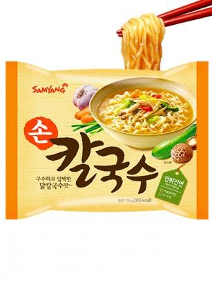 Ramen Coreano Pollo y Cebolla | Kalgugsu Samyang