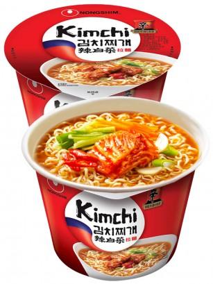 Fideos Ramen Coreanos con Kimchi | Big Bowl