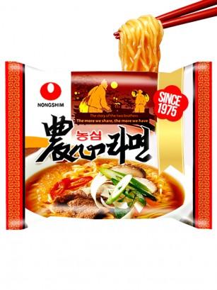 Fideos Ramen Coreanos Mild Spicy 85 grs.