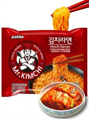 Ramen Coreano Kimchi | Mr. Kimchi 115 grs.
