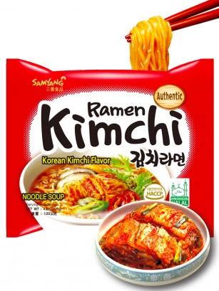 Fideos Ramen Coreanos con Kimchi | Extra Yummi