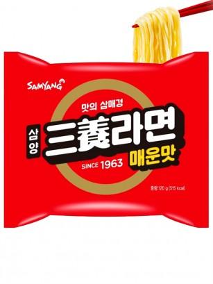 Ramen Coreano Samyang Ternera Picante | Red Bag 120 grs