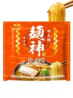 Fideos de Miso y Cerdo | Futo-men Shinta 119 grs.