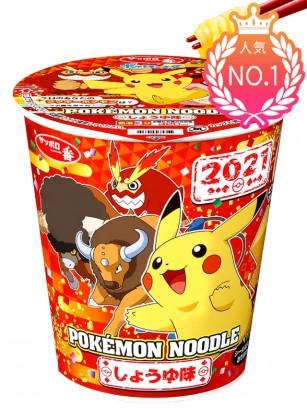 Fideos Shoyu Ramen Pokemon | Edicion Festival 64 grs.
