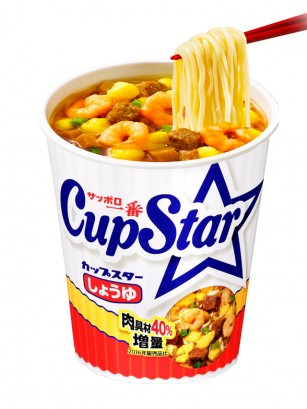 Ramen Cup Star Clasica | Receta Japonesa Sanyo 79 grs | Pedido GRATIS!