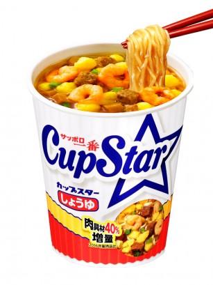 Ramen Cup Star Clasica | Receta Japonesa Sanyo 72 grs