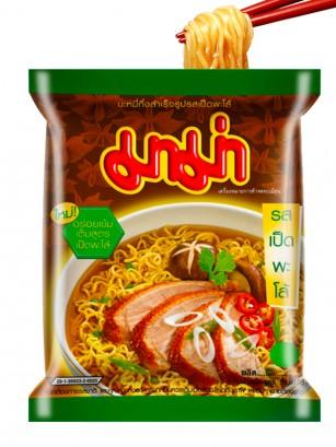 Ramen Tailandés Sabor Pato Chino 60 grs.