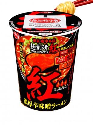 Ramen Miso Hot & Spicy | Receta Japonesa de Sapporo 100 grs