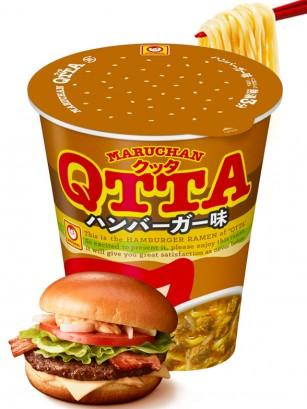 Fideos Ramen Maruchan Sabor Burger | Edición Limitada 82 grs