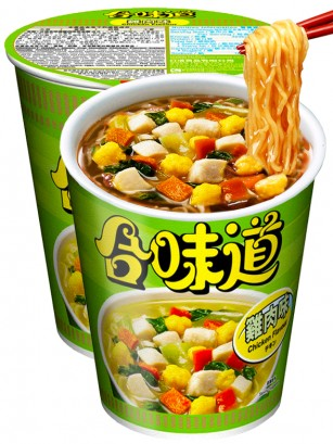 Ramen Nissin Colors Cup Super Toppings, Pollo | Pedido GRATIS!