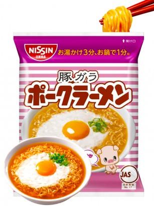 Fideos Nissin Pork Ramen | 92 grs.