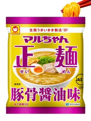 Fideos Ramen Shoyu Tonkotsu | Nihon Golden Premium 101 grs