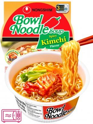Fideos Ramen Coreanos con Salsa Kimchi | Bowl Edit