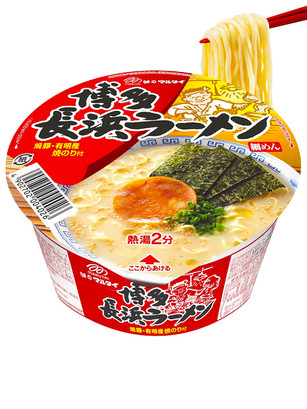 Fideos Ramen Receta Hakata Nagahama 85 grs