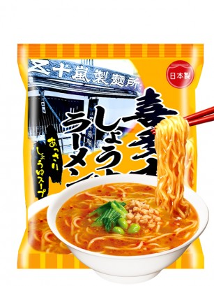 Fideos Ramen con Miso y Dashi | Receta Shokuhin de Sapporo 113 grs.
