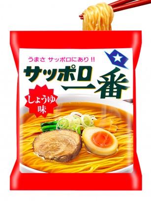 Fideos Ramen Donburi de Shoyu y Pollo | Nihon Bag
